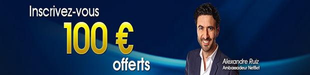 Le code promotionnel NetBet 2017