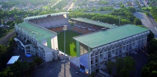 Le stade Euro de Lens : Bollaert