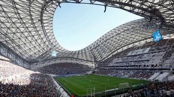 Stade Euro 2016 : le Velodrome de Marseille
