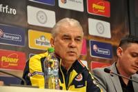 Iordanescu a remis la Roumanie sur pied