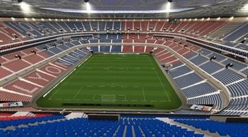 Le futur stade des Lumieres de Lyon