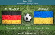 Meilleures cotes et pronostic du match Allemagne-Ukraine dans le groupe C de l'Euro 2016