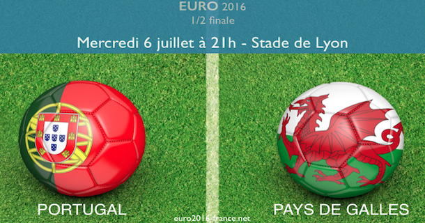 Découvrez notre prono pour Portugal - Pays de Galles
