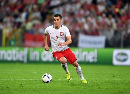 Arkadiusz Milik, le sauveur de la Pologne