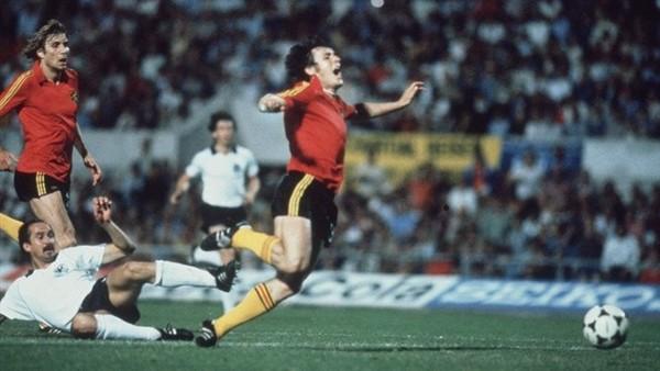 rfa belgique euro 1980