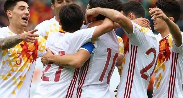 L'Espagne a obtenu une belle victoire contre la Bosnie