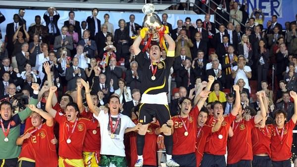 espagne championne europe 2008 foot