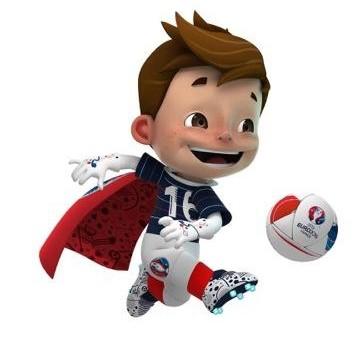 La mascotte de l'UEFA Euro 2016 s'appelle Super Victor : Pourquoi ce nom et à quoi sert-il ?