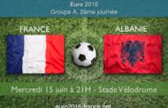 Pronostic de France-Albanie au stade Vélodrome, 2ème journée du groupe A de l'Euro 2016