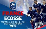 Découvrez notre prono et les meilleures cotes de France-Ecosse, dernier match amical avant l'Euro 2016