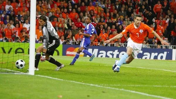 france euro 2008 défaite foot