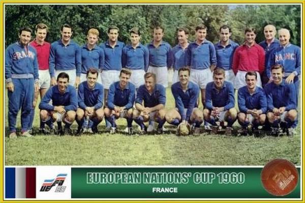 équipe de france euro 1960