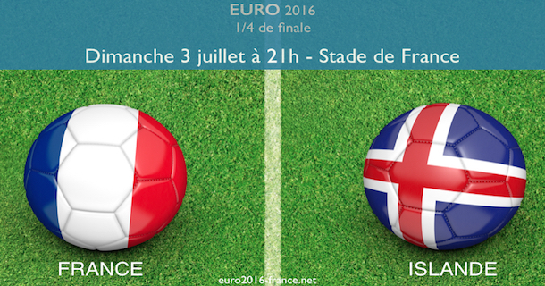Analyse du match entre la France et l'Islande