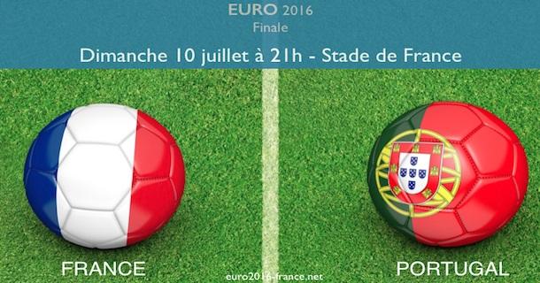 Analyse de la finale de l'Euro France-Portugal