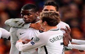 Qualifications Coupe du Monde 2018 : Le bilan positif de l'Equipe de France de Didier Deschamps après 3 matchs