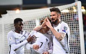 Luxembourg/France et France/Espagne : les tops et les flops des jeunes joueurs de l'équipe de France