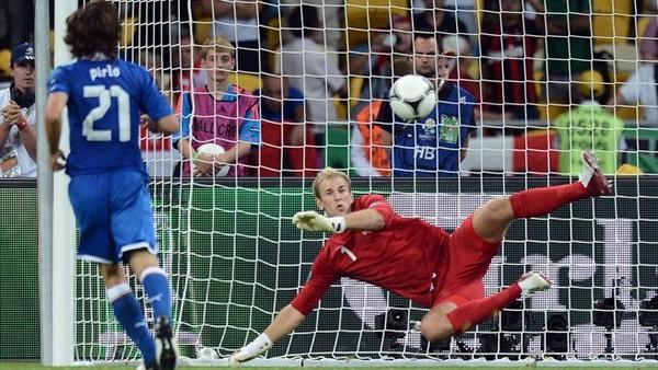 italie euro 2012 pirlo foot