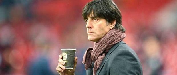 Le sélectionneur de l'équipe d'Allemagne Joachim Löw