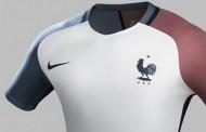 Découvrez le maillot de l'équipe de France signé Nike que les Bleus porteront à l'Euro 2016