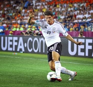 Mario Gomez sera absent sur le front de l'attaque de l'Allemagne