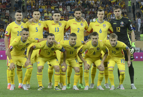 La Roumanie sera le 1er adversaire des Bleus