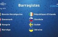Barrages Euro 2016 : La Hongrie, l'Irlande, la Suède et l'Ukraine se qualifient pour les phases finales