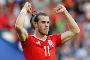 Gareth Bale porte le Pays de Galles depuis le début de l'Euro