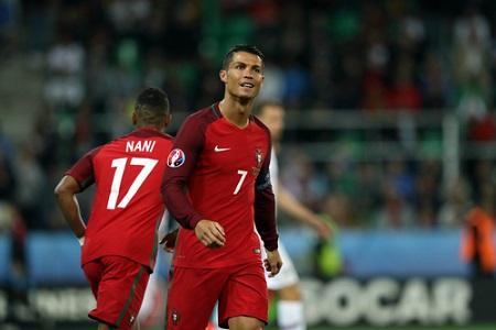 Cristiano Ronalo rêve d'un titre du Portugal