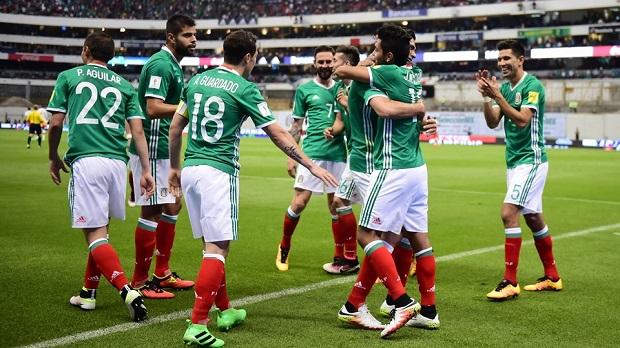 Le Mexique sur le point de décrocher sa qualification pour la Coupe du monde en Russie