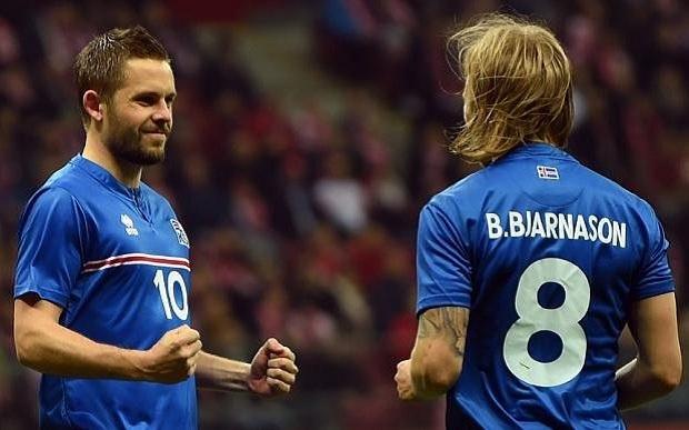 Sigurdsson et Bjarnason, éléments majeurs de l'Islande nouvelle génération