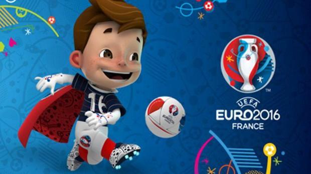 Mascotte de l'Euro 2016 : Super Victor