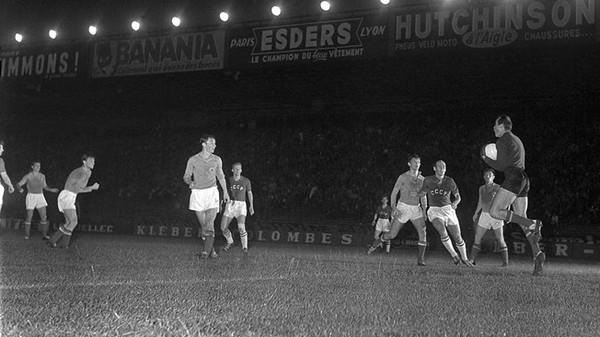 yashin le mythique gardien de l'Euro 1'URSS à l'Euro 1960