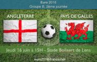 Analyse, meilleures cotes et pronostic du match Angleterre-Pays de Galles du groupe B de l'Euro 2016, le 16 juin à Lens