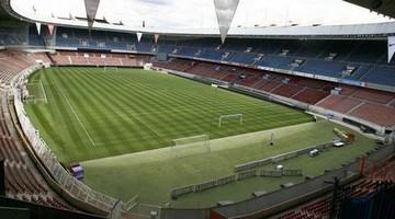 Vue du stade du Parc des Princes