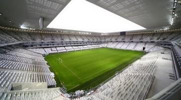 Le tout nouveau stade Matmut Atlantique de Bordeaux