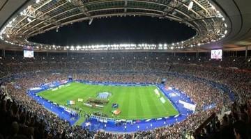 Le stade de France pour l'Euro 2016