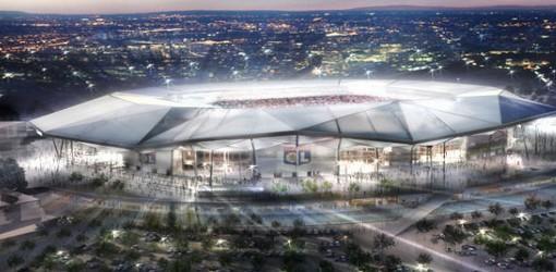 Euro 2016 à Lyon : le stade des lumières