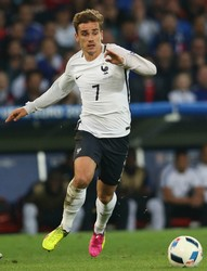 Griezmann-Giroud un duo au top face à l'Islande