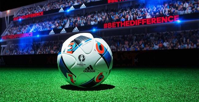 Beau Jeu, ballon officiel de l'Euro 2016