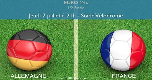 Analyse de la demi-finale entre la Fracne et l'Allemagne