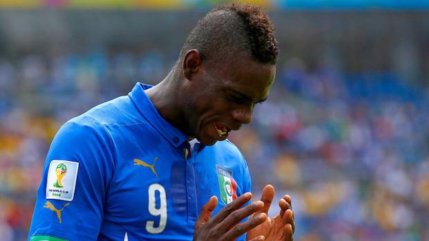 Mario Balotelli fait son grand retour en équipe d'Italie