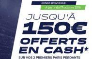 Bonus Parions Sport / ParionsWeb : 150€ de paris sportifs offerts en ouvrant votre compte FDJ