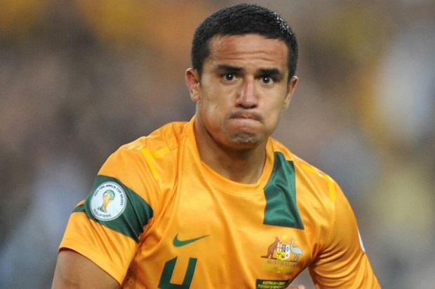 Tim Cahill animera le front de l'attaque de l'Australie