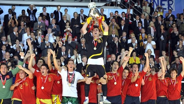 espagne championne europe 2008 foot