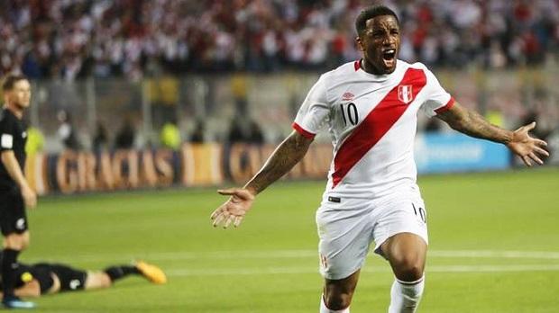 Jeferson Farfan, une valeur sure de l'équipe du Pérou
