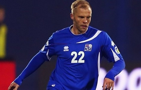 Eidur Gudjohnsen sera présent à l'Euro 2016 de foot