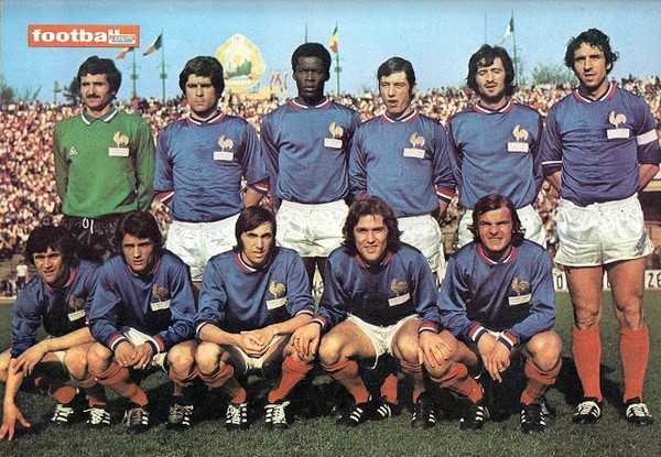équipe de France euro 1972