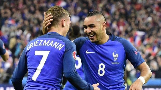 La France a progressé au classement de la FIFA