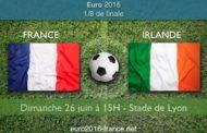 Les meilleures cotes et notre pronostic de France-Irlande en huitièmes de finale, le 26 juin à Lyon