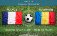 Pronostic du match France-Roumanie en ouverture de l'Euro 2016 le 10 juin au Stade de France